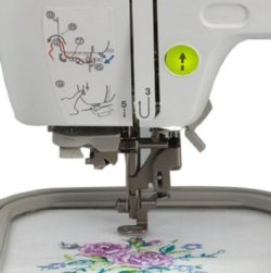 pe500 embroidery machine reviews