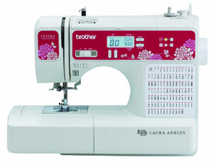 Brother Laura Ashley CX155LA Sewing Machine