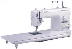 Brother PQ1500S Quilting and Sewing Machine