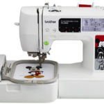 Brother PE540D Embroidery Machine – Cute Disney Designs