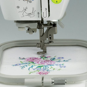 Brother PE525 Embroidery