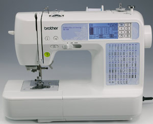 Brother SE350 Computerized Embroidery Machine