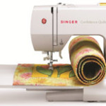 SINGER 7469Q Confidence Quilter Sewing Machine