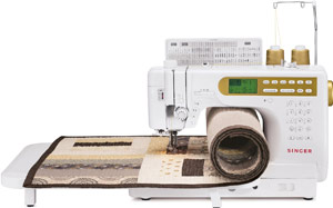 Singer S18 Studio Quilting and Sewing Machine
