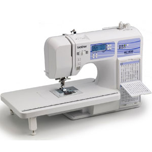 Brother HC1850 Sewing and Quilting Machine