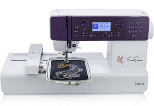 EverSewn Hero 400 Stitch Sewing Machine