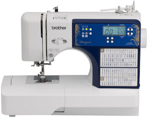 Brother Designio DZ3000 Sewing & Quilting Machine