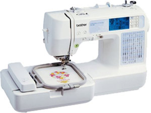 Brother SE350 Embroidery Machine