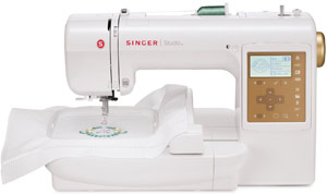 Singer S10 Studio Embroidery Machine