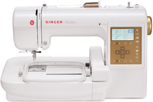 Singer S10 Studio Embroidery