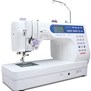 Janome Memory Craft MC6500P Computerized Sewing Machine