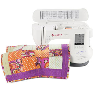 Singer SE300 Legacy Embroidery Machine