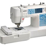 Brother HE-1 Embroidery Machine