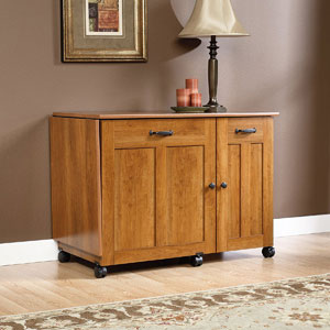 Sauders Folding Sewing Table